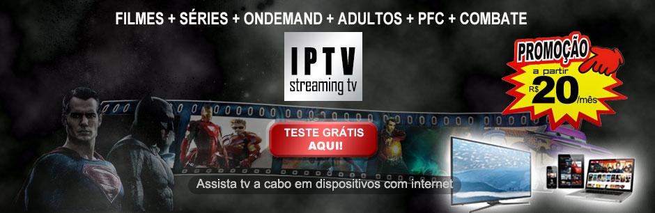 Teste IPTV