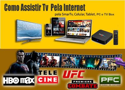 Lista m3u – Assista Tv Pela Internet